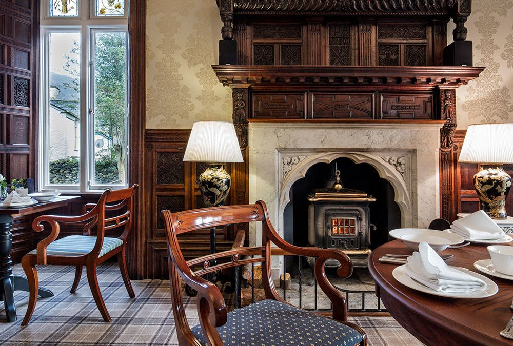 Ambleside Manor Lounge