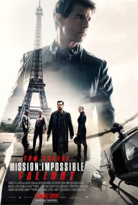 Mission Impossble Fallout Poster