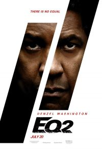The Equalizer 2 2018 Movie Poster