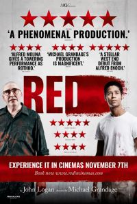 Mgc Presents Red One Sheet