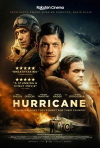 Hurricane One Sheet Uk V18