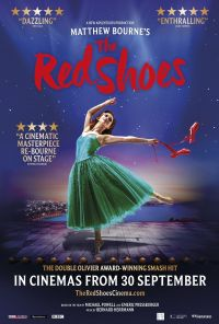 MB The Red Shoes One Sheet Poster Image Web