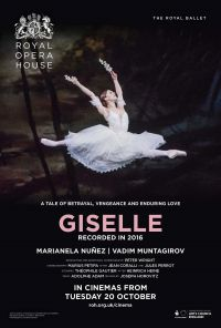 ENG RECORDED DATED Giselle 20 21 Cinema posters UK 1 sheets v3 PEN