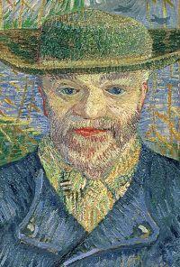 Van Gogh Japanfilmpanel