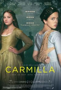 Carmilla british movie poster