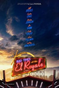 Bad Times At The El Royale 2018 Movie Poster