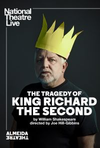 Ntl 2019 The Tragedy Of King Richard The Second Website Listings Image Portrait