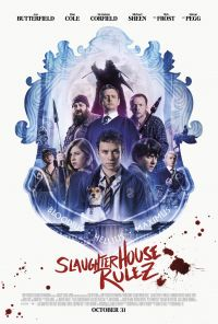 Slaughterhouse Rulez Poster