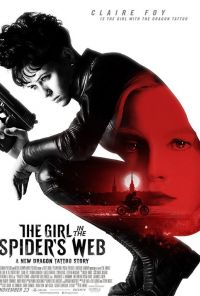The Girl In The Spiders Web Poster