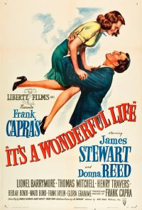 Its a Wonderful Life 1946 poster