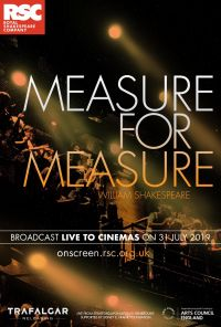 Rsc Measure For Measure Live One Sheet