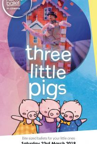 Three Little Pig Poster