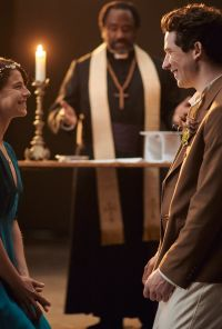 Romeo and Juliet Jessie Buckley and Josh O Connor