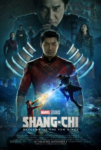 Shang Chi theatrical poster