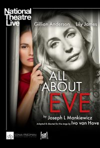 NTL-2019-All-About-Eve-Website-Listing-Image-Photographs-Gillian-Anderson-by-Pari-Dukovic-and-Lily-James-by-Perou.-Design-Bob-King-Creative-874x1240