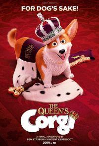 Queens-corgi-poster